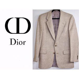 Dior Christian Dior Mens Sport Coat Blazer Jacket